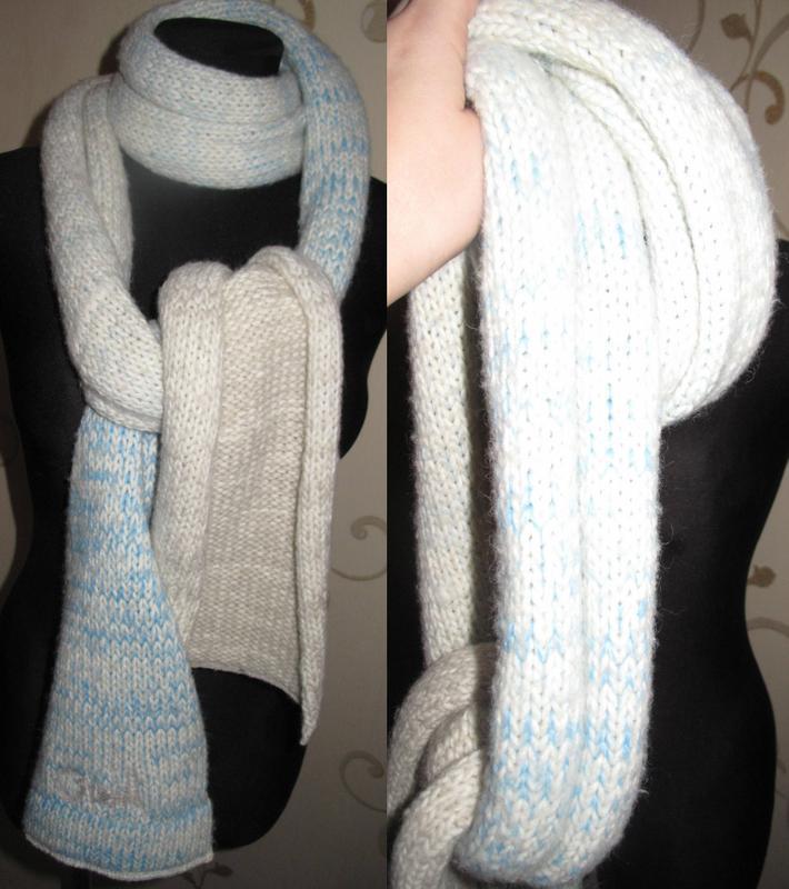 Теплий шарф oneil