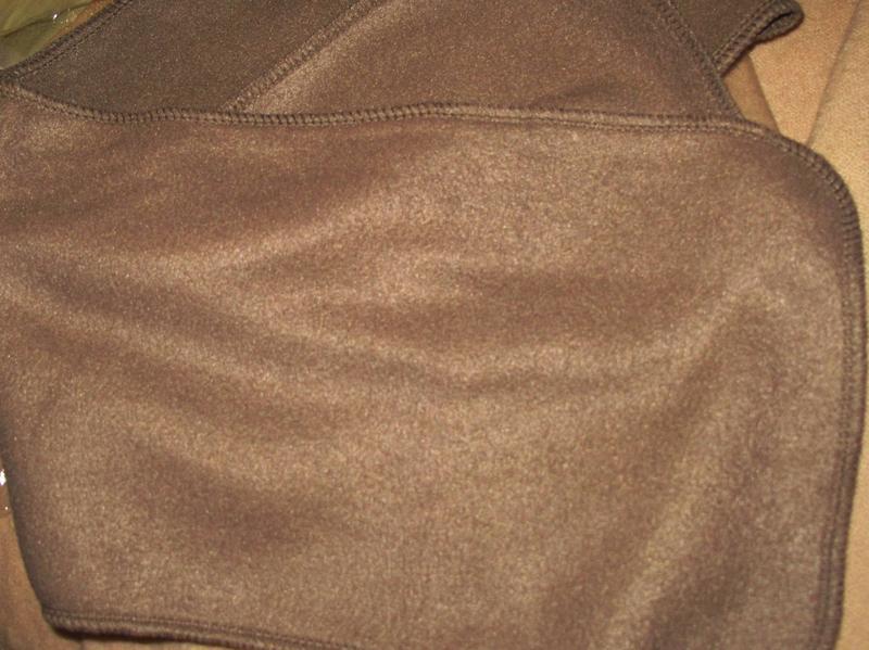Теплий шарф фліс новий