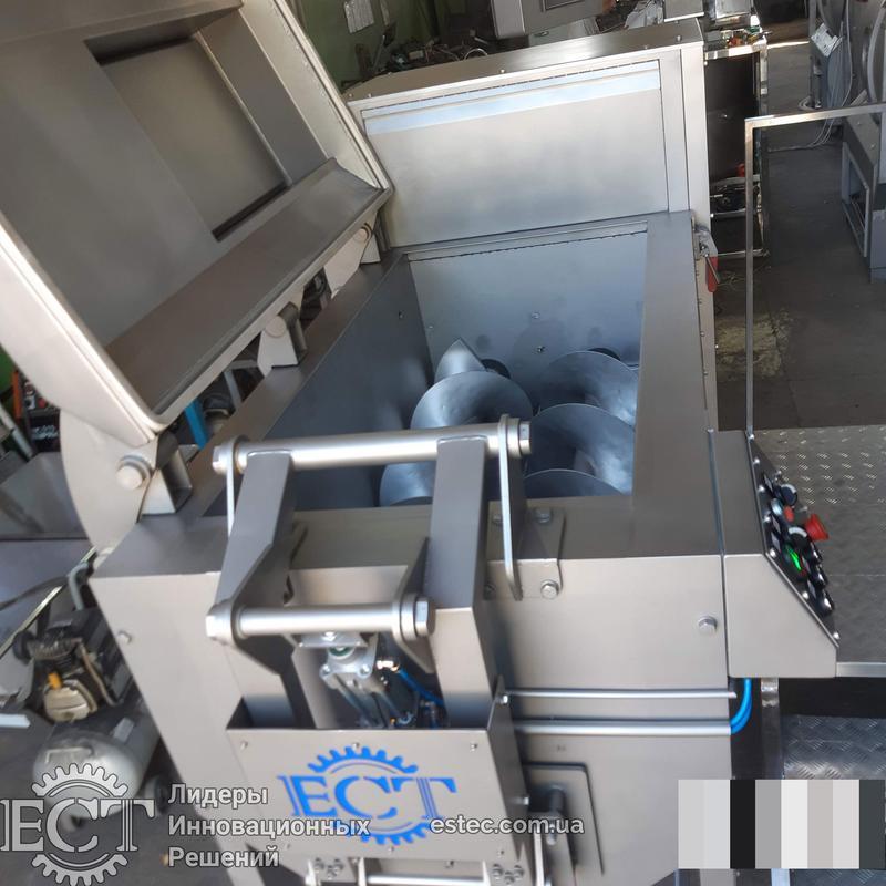Пластификатор сырной массы, шнековый Steam cooker-stretching mach - Фото 4
