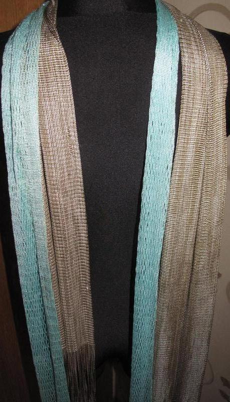 2 легенькі шарфи за 1 ціну