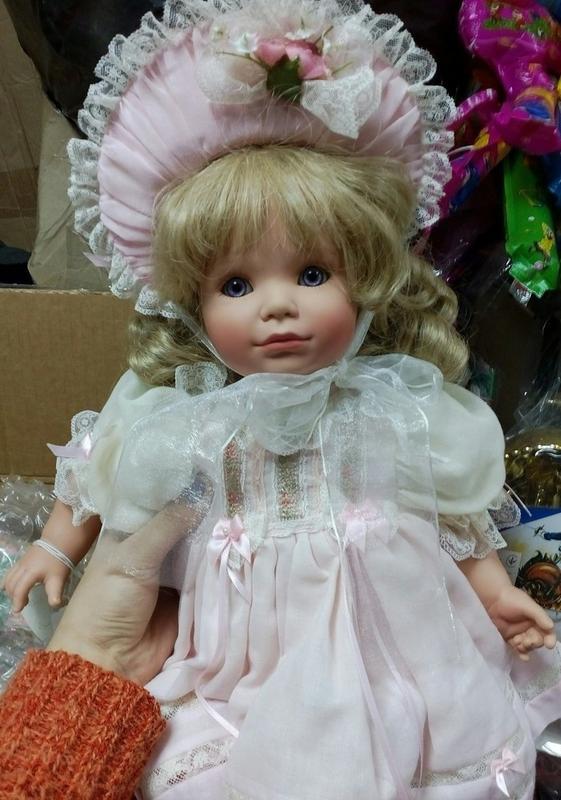 Коллекционные лимитированные куклы - Фото 3