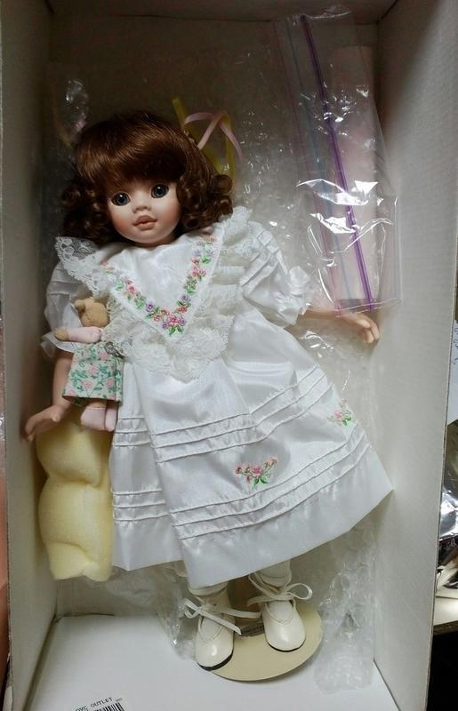 Коллекционные лимитированные куклы - Фото 5