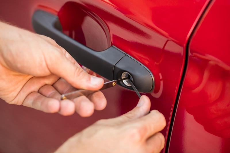 Аварийное открытие авто, без повреждений и взлома