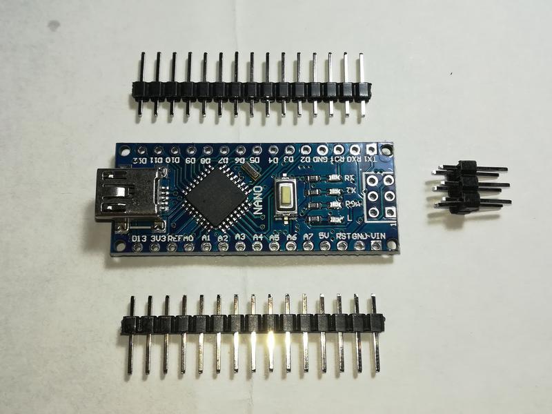 Arduino Nano V3 ATmega328P CH340 miniUSB 5V 16Mhz Ардуино нано