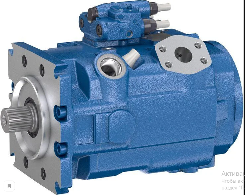 Ремонт гидромотора гидронасоса Binotto Permco Parker Hydraulic