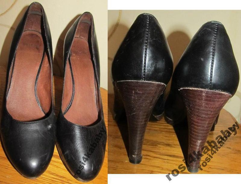Стильні туфлі topshop шкіра р39