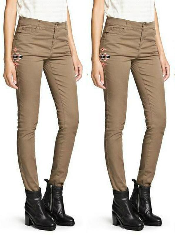Стильні  джинси mng нові бірки р34