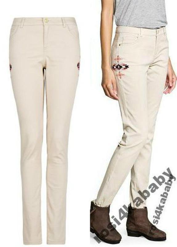 Стильні  джинси mng нові бірки р34-36