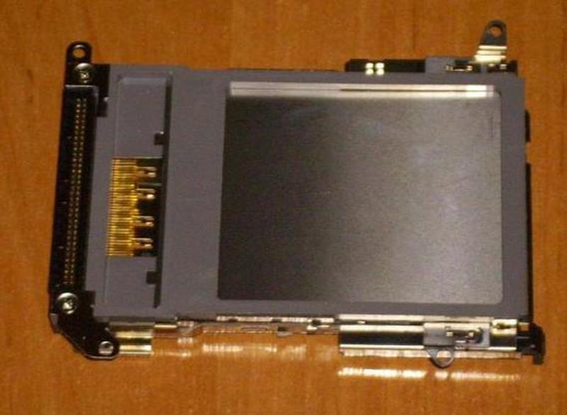 PCMCIA слот ноутбука DELL LATITUDE D520