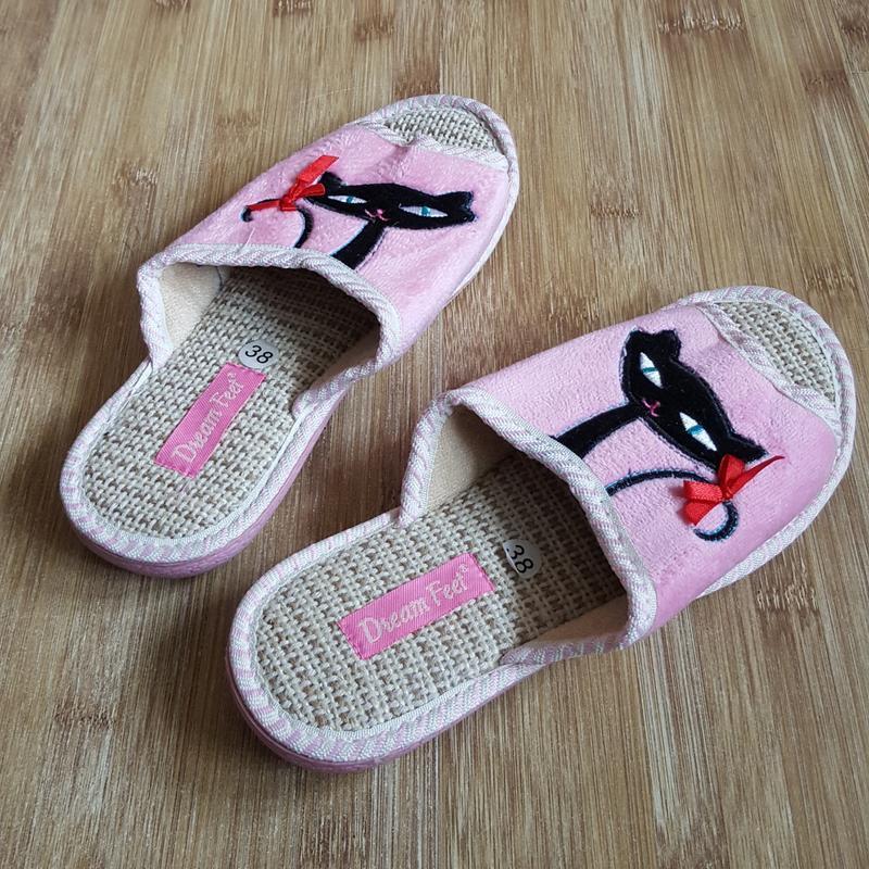 Женские тапочки dreem feet