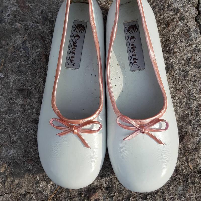 Нарядные лаковые туфли calorie - Фото 2
