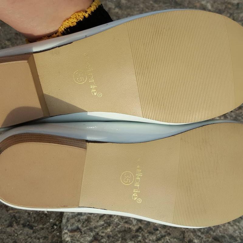 Нарядные лаковые туфли calorie - Фото 3