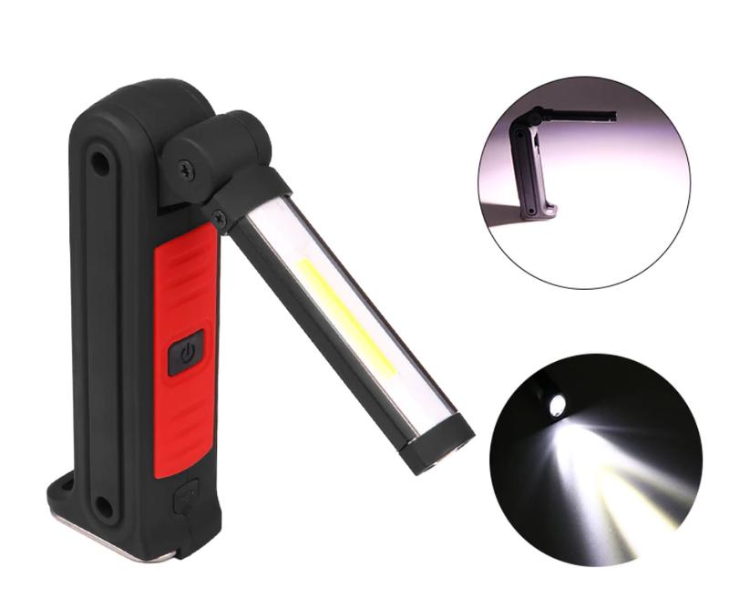 Ліхтарик акумуляторний Shustar / Фонарик светодиодный / 1000 LM