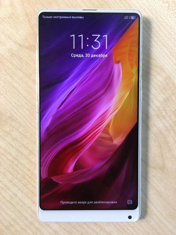 Смартфон Xiaomi Mi Mix 2 SE 128 Gb (40347) Уценка