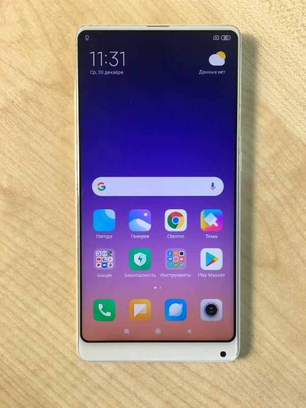 Смартфон Xiaomi Mi Mix 2 SE 128 Gb (40347) Уценка - Фото 2