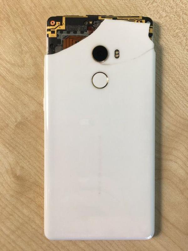 Смартфон Xiaomi Mi Mix 2 SE 128 Gb (40347) Уценка - Фото 8