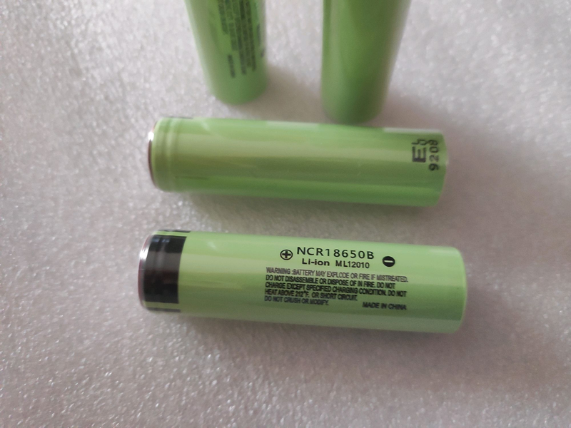 Батарея 18650 аккумулятор 3400 мАч