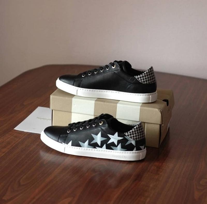 Женские сникерсы pantofola d'oro, 40 размер, новые и оригинальные