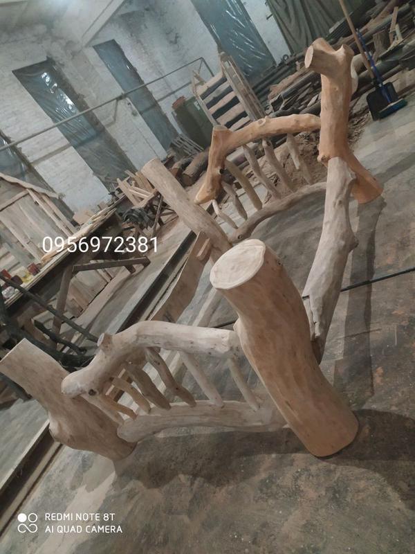 Кровать из натурального дерева сосны. - Фото 4