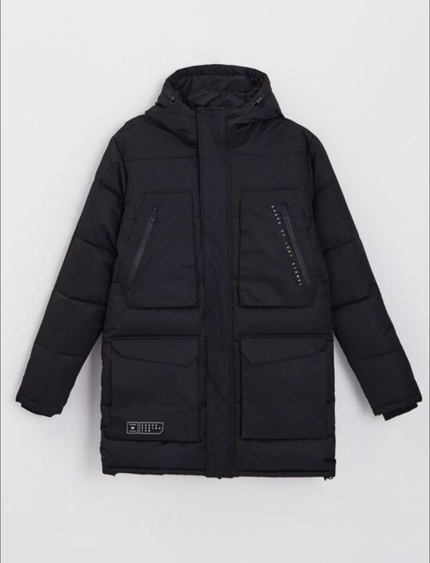 Зимняя мужская куртка - Фото 2