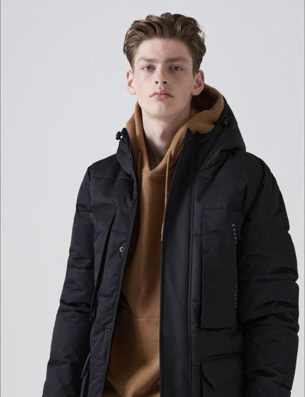 Зимняя мужская куртка - Фото 5