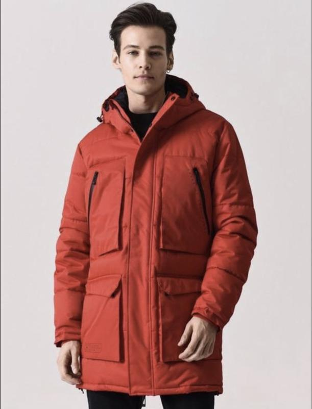Зимняя мужская куртка - Фото 6