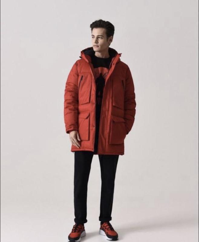 Зимняя мужская куртка - Фото 7