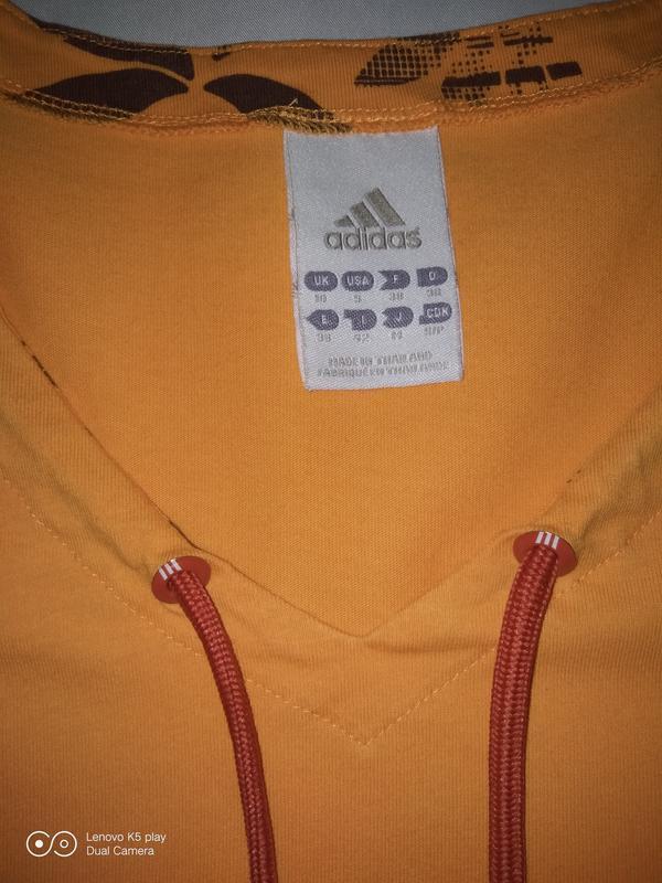Классная футболка adidas девочке-148-156 - Фото 8