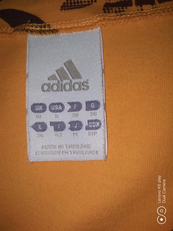 Классная футболка adidas девочке-148-156 - Фото 9