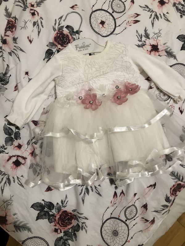 Детское платье 2шт