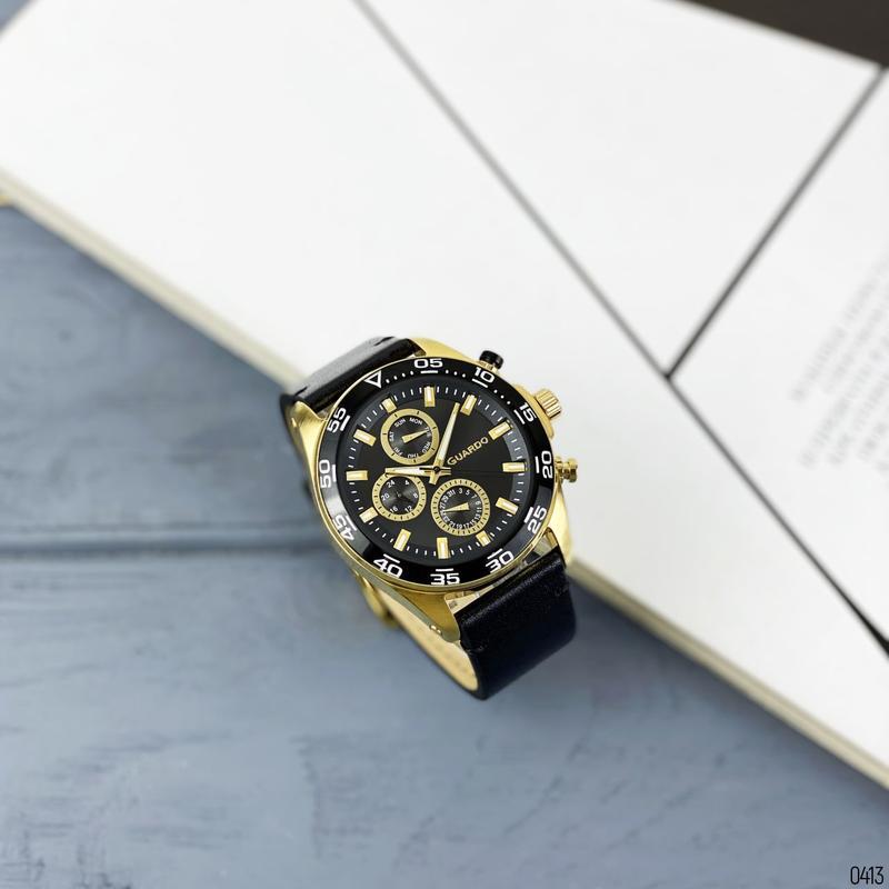 Крутые мужские наручные часы - Фото 4