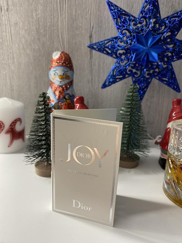 Christian dior joy by dior intense