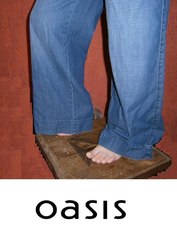 Классные кюлоты широкие брюки джинсы  хлопок высокая посадка р...