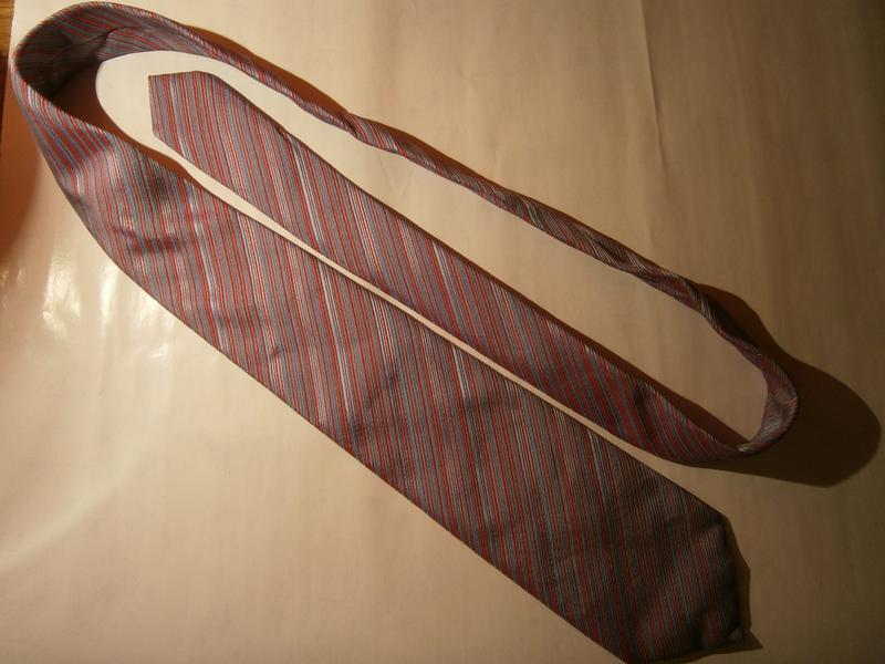Оригинал шелк галстук от pink - Фото 3