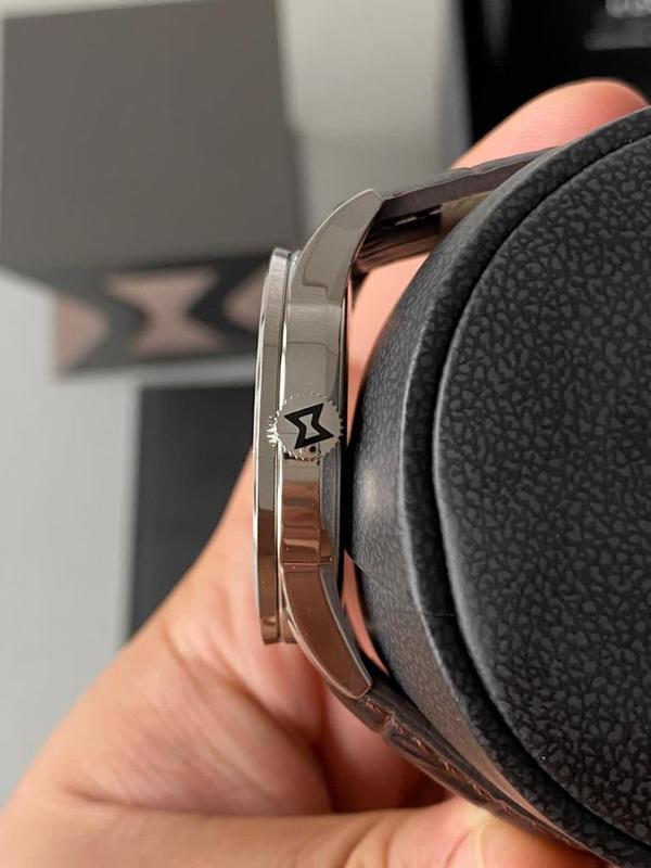 Мужские наручные часы edox les vauberts data, новые и оригинал... - Фото 4