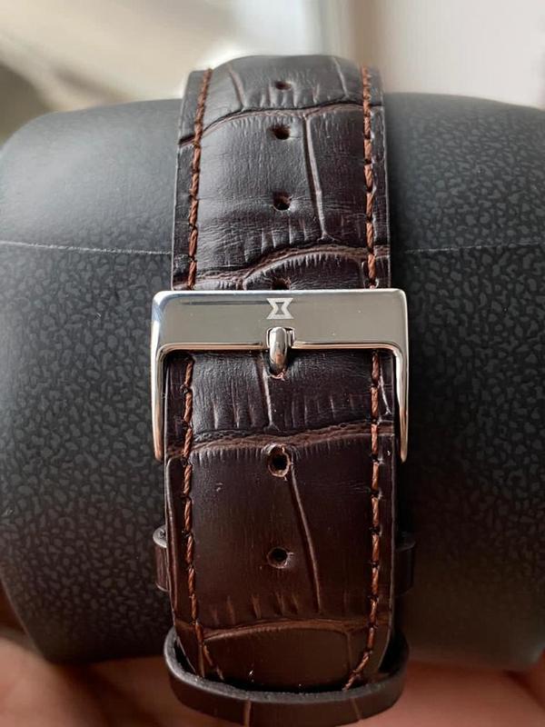 Мужские наручные часы edox les vauberts data, новые и оригинал... - Фото 7