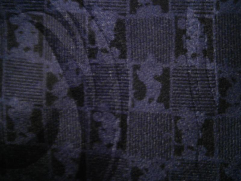 Интересный синий галстук с мики  маус шелк disney - Фото 4