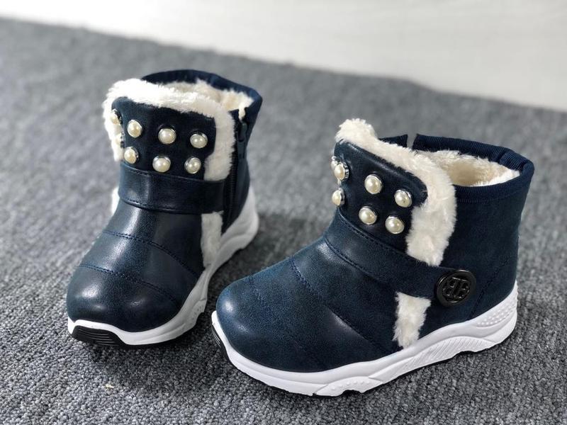 Классные сапожки угги для модниц еврозима