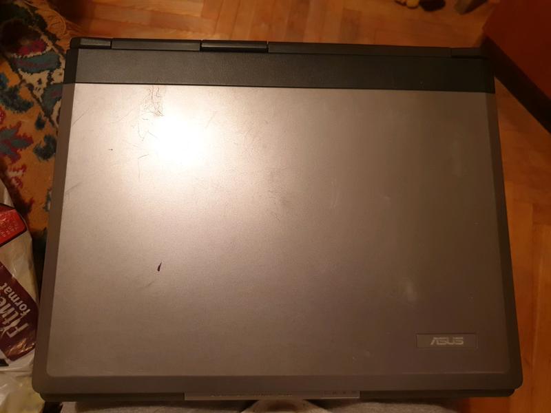 Ноутбук Asus A6R на запчасти