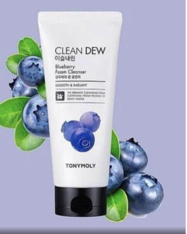 Пенка для умывания корейская косметика tony moly