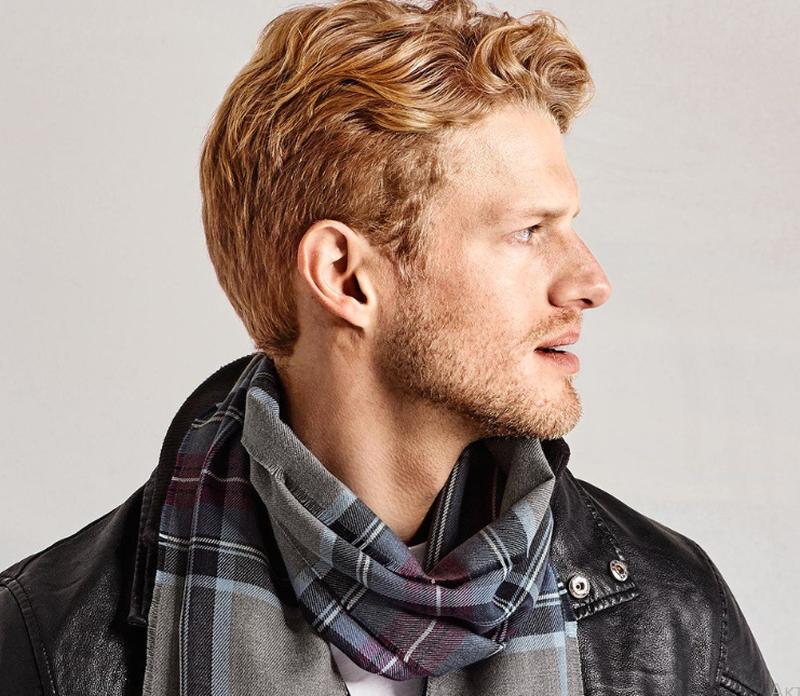 Шикарный теплый шарф от tchibo(германия), размер универсальный - Фото 2