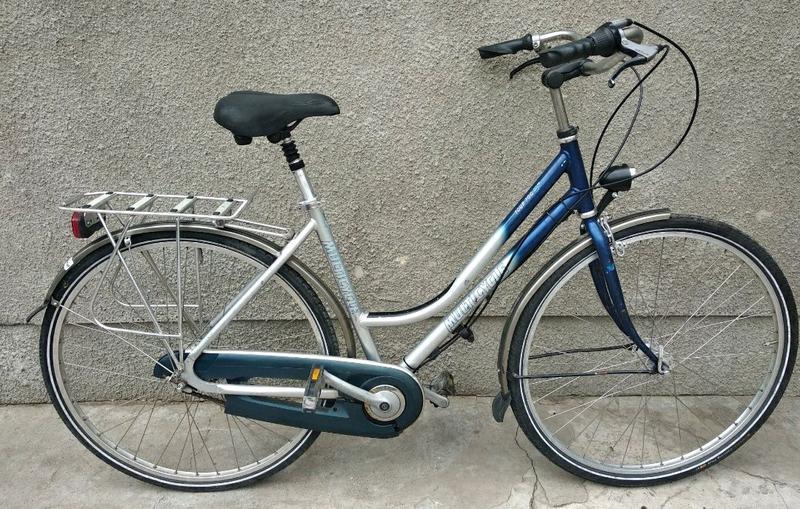 Велосипед из Германии Multi Cycle