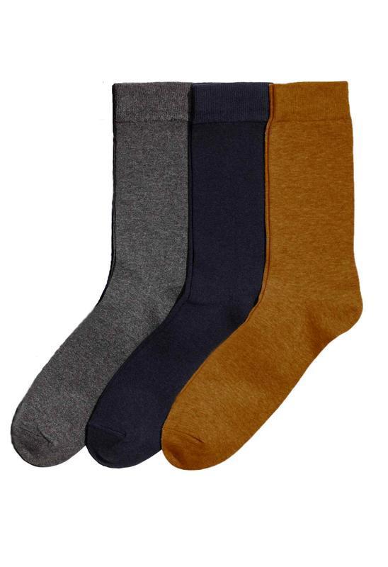 Высокие носки h&m ! 3 пары в упаковке !