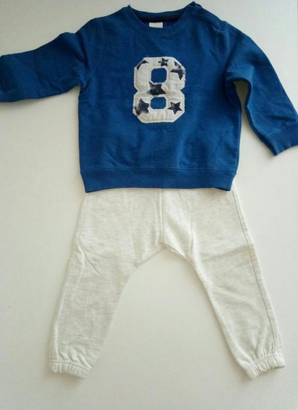Детский спортивный костюм (костюмчик, комплект) Zara на 98 см