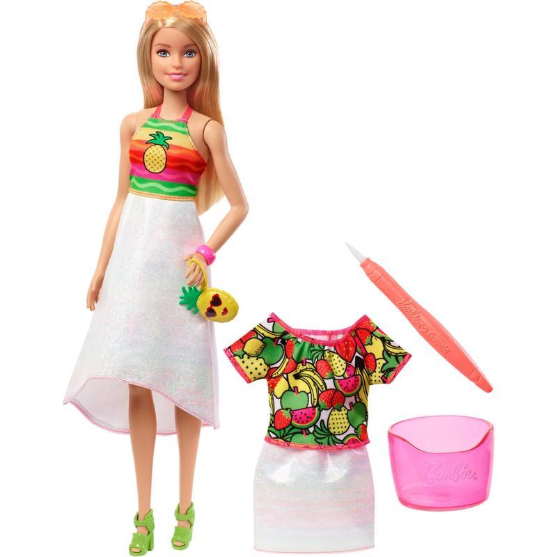 Кукла Barbie Crayola Фруктовый сюрприз Подробнее