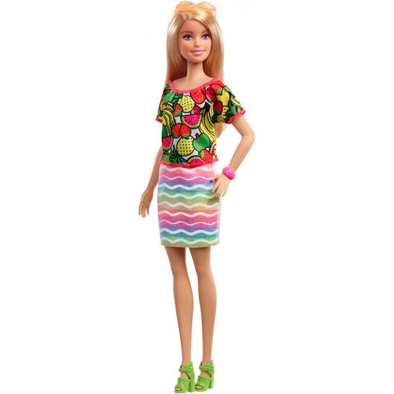 Кукла Barbie Crayola Фруктовый сюрприз Подробнее - Фото 3