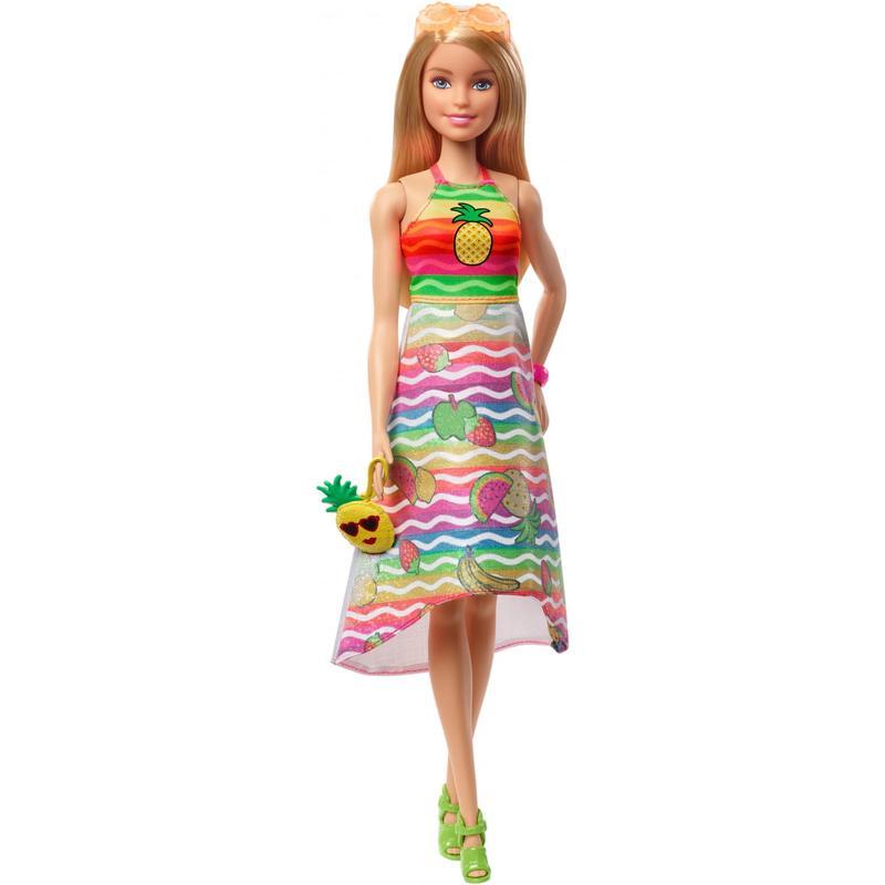 Кукла Barbie Crayola Фруктовый сюрприз Подробнее - Фото 4