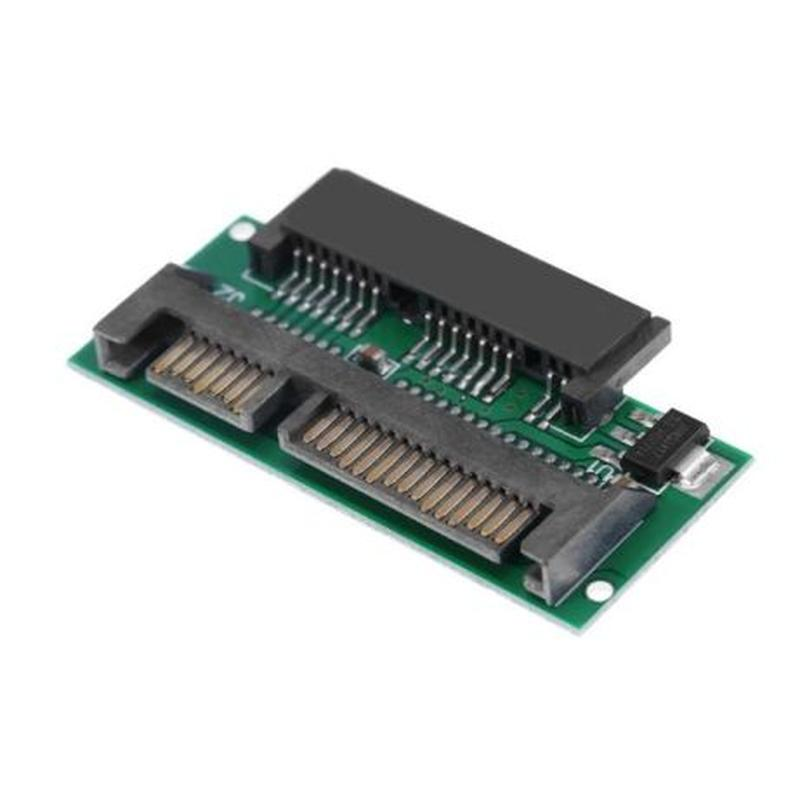 1.8 Inch Micro SATA HDD SSD 3.3V to 2.5 Inch 22PIN SATA 5V Ada...