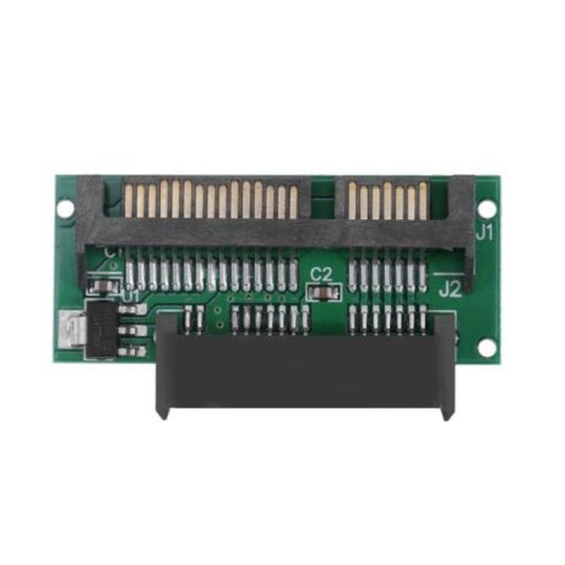 1.8 Inch Micro SATA HDD SSD 3.3V to 2.5 Inch 22PIN SATA 5V Ada... - Фото 2