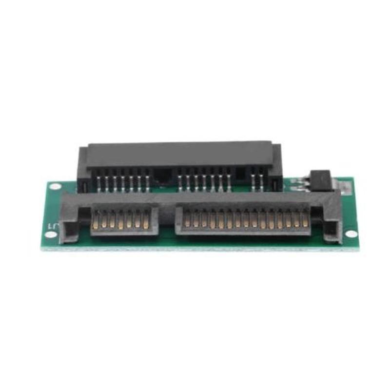 1.8 Inch Micro SATA HDD SSD 3.3V to 2.5 Inch 22PIN SATA 5V Ada... - Фото 3